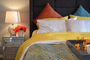 3 dicas de decoração para dormitório com cobreleito