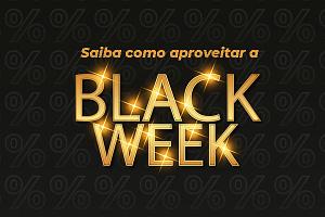 Black Week: descontos imperdíveis para renovar seu dormitório