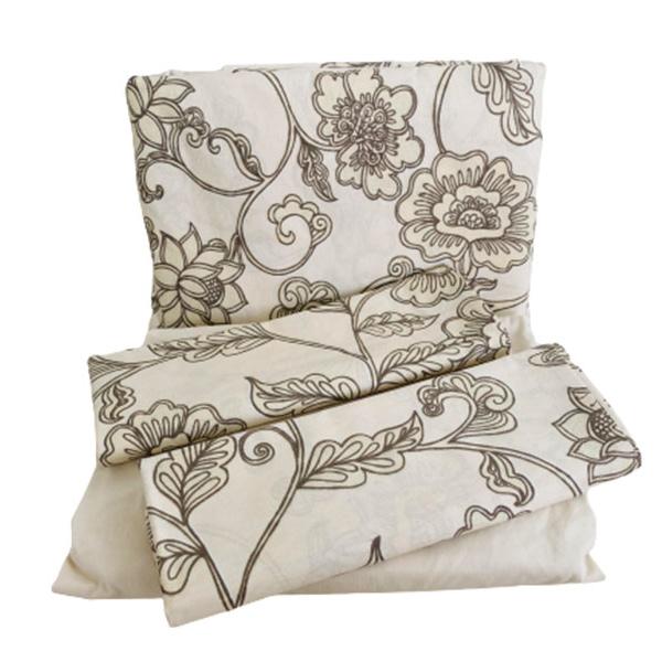 lençol queen algodão